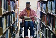 #Scholarships for Disabled Students / Scholarships and related information for disabled college students.