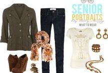 clients {what to wear for your senior session} / by Kelly Harper Photography