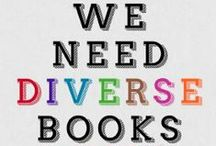 #WeNeedDiverseBooks / It's no secret that here at Lee & Low Books we value diversity – it is literally why we are in business. Here's your chance to share with the world why diversity in books matters to you and why you want more of it.