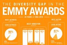 Where's the Diversity? / Lee & Low's Diversity Gap studies look at the lack of representation in various industries.