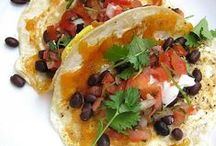 Mexican Recipes / All foods Mexican related- main dishes, appetizers and drinks.