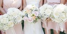Bouquets & Flowers / A small portfolio of some of the beautiful bridal bouquets from the weddings I've photographed