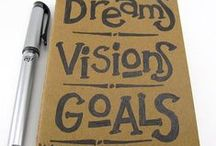 Goal Setting / Creating Goals and following through to create your dream lifestyle