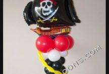 Pirate Party Planning / tips, recipes, decorating / Pirate Party Planning Tips // Inspiration