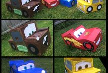 Cars Party Theme // Tips and inspiration / CARS party theme ideas