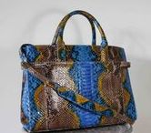 ✸SP Bag SIENNE✸ / Genuine python bags and accessories Sacs et accessoires en python véritable