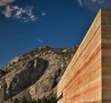 International SIREWALL - our rammed earth around the globe / SIREWALL has consulted for some of the worlds most highly regarded international architects. Check out some of their outstanding commercial construction projects.