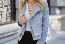 OUTERWEAR / Women's fashion, outwear. Beautybosstosh.com