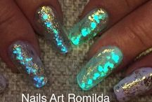 @nailsartromilda / My Nails