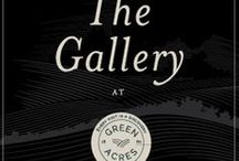 The Gallery at Green Acres / The Gallery at Green Acres is a unique space that can be used for various types of events. Usually it hosts an ongoing Art Exhibition.