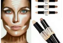 Make up/ макияж