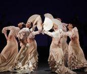 Flamenco Guajira / Design concept for flamenco dance costumes #guajira #trajeflamenco