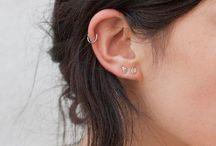 Piercings ear
