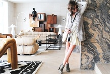 Habitat | Interior Aesthetics / Mash of different rooms with no particular style in mind / by Carla Pysh