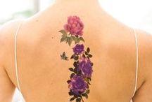 piercings / tattoos / by Janelle Los