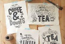 [Geek] Foxy Fonts / I heart typography. / by MissLeslieanne