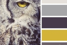 [Geek] Colour Inspiration / Colouring up my world. / by MissLeslieanne