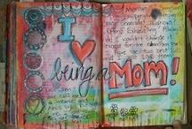 Journals... / by Shelly Hackbarth