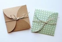 [Geek] Pretty Packaging / For sending orders and/or for presents. / by MissLeslieanne