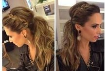 Hair Syles and Tips / by Stephanie Olvera Valdes