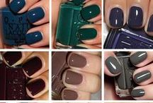 Nail Colors and Ideas / by Stephanie Olvera Valdes