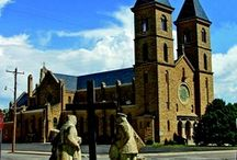 Historic Churches in Hays & Ellis County