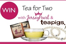 Tea for Two Competition!! / #WIN with Jersey Pearl & Teapigs!!