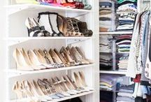 Closets / by Simply Organized
