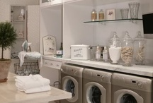 Laundry Rooms / by Simply Organized