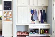 Mudrooms / by Simply Organized