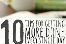 Tips&Idea's / by Shannon Coronado