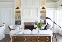 Living Rooms / by Simply Organized