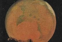 """Ficción en Marte / El aterrizaje del robot explorador """"Curiosity"""" en Marte suscita un interés renovado por el planeta rojo. Pero en la ciencia ficción la fascinación por este planeta cuenta con una larga tradición."""