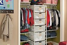 Let's get organized! / by Shannon Coronado