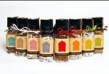 Sugar, salt and pepper - Sale, pepe e zucchero / by Babington's Tea Rooms