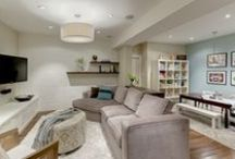 Basements / by Simply Organized