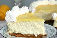Recetas - Cheesecakes Dulces