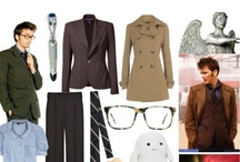 Dream Closet - DW & Costumes / Doctor Who themed outfits, Halloween costumes, & Cosplay sets