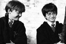 Harry Potter / by Sam Schrepfer