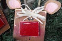 Christmas / by Kathy Rumph-Hnizdo
