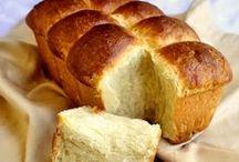 Panadería - Masa Suave (Rolls, Brioches, Challah, etc) / Panes con masas dulces suaves, ideales para cinnamon rolls.