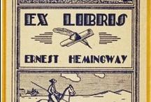 Ex libris con historia / Ex libris de personajes relevantes