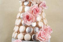 Macaroon Cakes / by CaljavaOnline.com