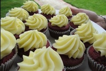 Wine Cupcakes / We love wine and we love cupcakes.
