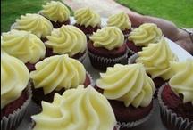 Wine Cupcakes / We love wine and we love cupcakes.