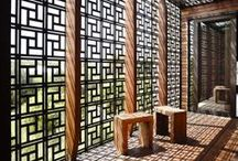 Outdoor rooms /