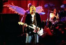 Kurt Cobain (20/01/1967-5/04/1994) / La vida de Nirvana y su lider, Kurt Cobain, del que ahora se cumplen 20 años de su trágica muerte.