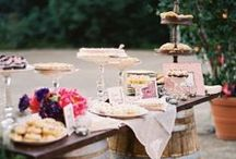 Dessert Table / Stunner for the sweet tooth