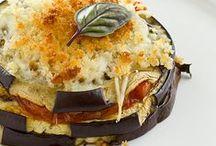 Recetas - Berenjena (Eggplant)