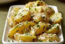 Recetas - Papas (Potatoes)